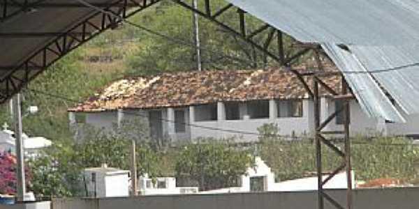 Itaguá-CE-Sede da Associação de Desenvolvimento Sócio Cultural-Foto:WILLIAM ALENCAR