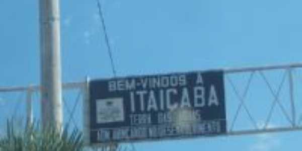Itaiçaba, Por Amaral