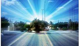 Itaipaba - Itaipaba-CE-Centro do distrito-Foto:Facebook