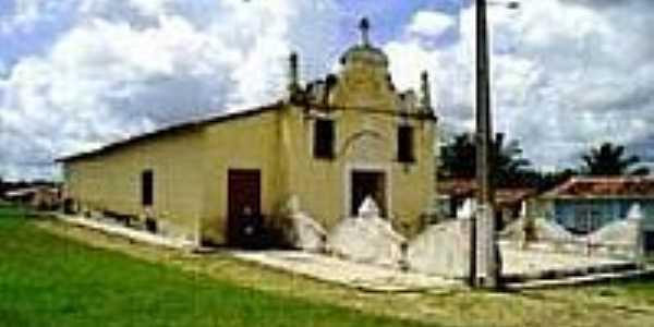 Igreja em Itans-Foto:diarioonlinedecaioprado.