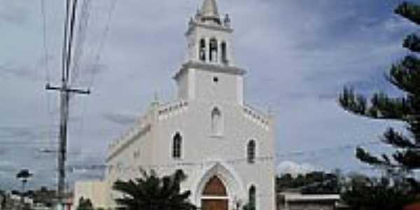 Igreja de N.Sra.das Graças-Foto:Sergio Falcetti