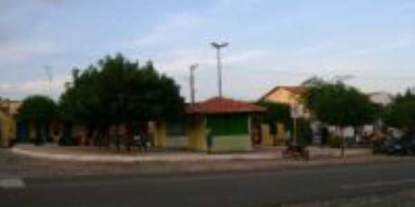 Praça de Itapebussu, Por khenyo