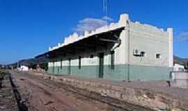Itapipoca - Antiga Estação Ferroviária de Itapipoca-Foto:Paulo Regis 2011