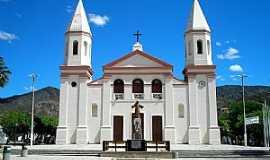 Itapipoca - Itapipoca-CE-Catedral de N.Sra.das Merc�s-Foto:Ivo Dias