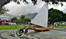 Itapipoca - Itapipoca-CE-Praça dos Três Climas-Foto:WLuiz