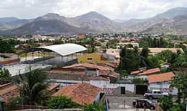 Itapipoca - Itapipoca-CE-Vista da cidade atrav�s do Morro do Cruzeiro-Foto:Francisco Edson Mendon�a