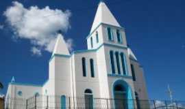 Itapiúna - igreja matriz, Por Erandir Lopes