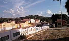 Itapiúna - Itapiúna-CE-Antiga Fábrica de benificiar algodão-Foto:Josue Marinho
