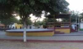 Itatira - Pra�a principal, Por Fabricia levy