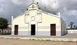 Itatira - Igreja Matriz de Itatira por Mac�lio Gomes
