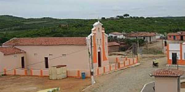 Igreja de São José em Bandeira Novo - Itatira-CE