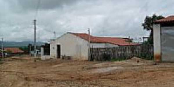 Casas em Jacampari-Foto:evazaio