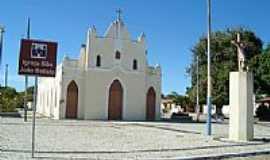 Jacarecoara - Igreja em Jacarecoara-Foto:Herlanio Evangelista