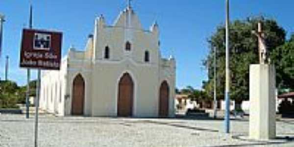 Igreja em Jacarecoara-Foto:Herlanio Evangelista