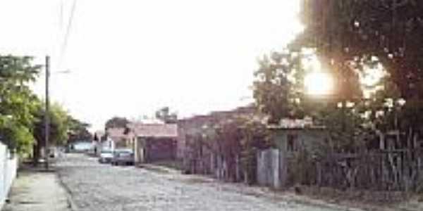 Rua em Jacarecoara-Foto:kbcaa