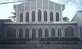 Penedo - Igreja da Congrega��o Crist� do Brasil em Penedo-Foto:Congrega��o Crist�.Net