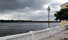Penedo - Orla do Rio S�o Francisco em Penedo-Foto:Manoel Jorge Ribeiro�