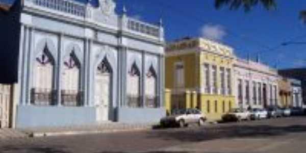 Jaguarão, Por