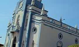 Jaguaretama - Igreja Matriz-Foto:Chiquinho Iguatu ce