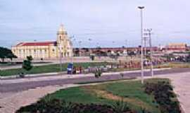 Jaguaribara - Praça da Matriz