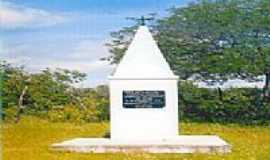 Jaguaribara - Tumulo Tristão Gonçalves de Alencar Araripe