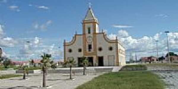 Igreja Matriz foto  José Wagner Vasconcelos