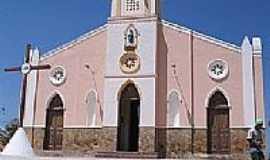 Jamacaru - Igreja no Distrito de Jamacaru-Foto:Vilrj