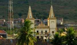 Jardim - Igreja Matriz de Santo Antonio Jardim ce, Por REGIA MARIA BEZERRA AMARO