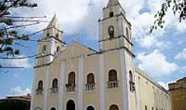 Piacabuçu - Matriz de São Francisco de Borja em Piacabuçu-Foto:Vicente A. Queiroz