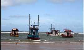 Piacabuçu - Piacabuçu-AL-Barcos na praia-Foto:gentiane73