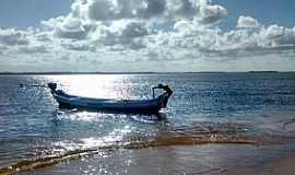 Piacabuçu - Piaçabuçu-AL-Foz do Rio próximo ao encontro com o mar-Foto:Sandrinha Moreira-Facebook