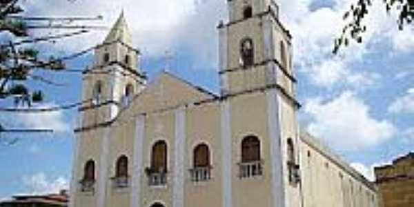Matriz de São Francisco de Borja em Piacabuçu-Foto:Vicente A. Queiroz