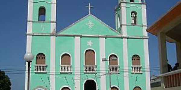 Piacabuçu-AL-Igreja Matriz-Foto:lucio fuser