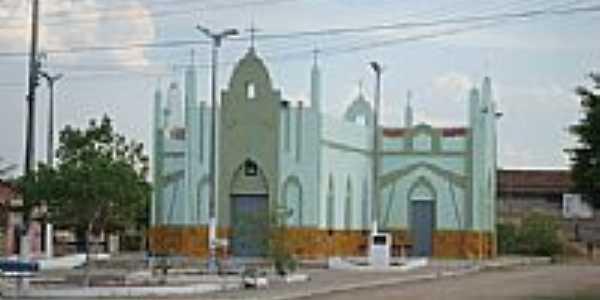 Igreja de São Sebastião por Semakila