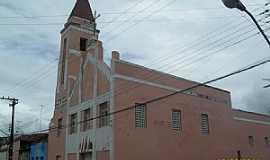 Pilar - Pilar-AL-Igreja de São Benedito-Foto:Sergio Falcetti