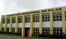 Pilar - Pilar-AL-Prefeitura Municipal-Foto:Sergio Falcetti