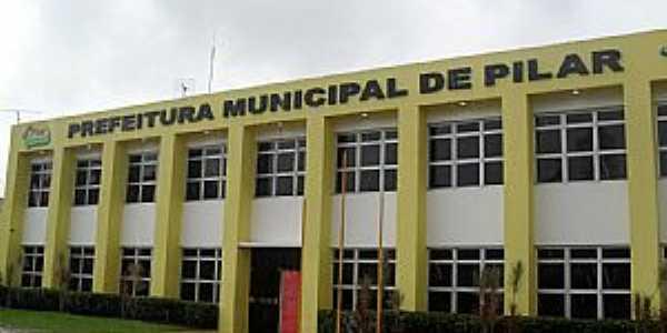 Pilar-AL-Prefeitura Municipal-Foto:Sergio Falcetti