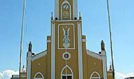 Juazeiro do Norte - Igreja Matriz em Juazeiro do Norte-CE-Foto:coisasdavida.