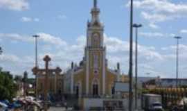 Juazeiro do Norte - Basílica Menor de Nossa Senhora das Dores, Por Edivan