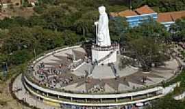 Juazeiro do Norte - Monumento � Padre C�cero em Juazeiro do Norte-CE-Foto:www.fotoaereabrasil.�