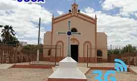Jucás - Jucás-CE-Igreja Matriz-Foto:Vicente Rodrigues