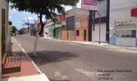 Jucás - Rua Joaquim Vieira Nobre, Por Terezinha Cavalcante