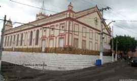 Jucás - igreja matriz, Por Terezinha Cavalcante