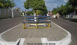 Jucás - Jucás-CE-Praça central-Foto:Facebook