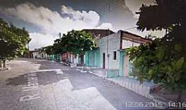 Jucás - Jucás-CE-Rua central-Foto:Facebook
