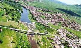 Jucás - Jucás-CE-Vista aérea parcial-Foto:cidade-brasil.com.br