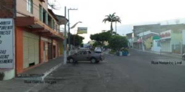 RUA GETÚLIO VARGAS - CENTRO, Por TEREZINHA CAVALCANTE