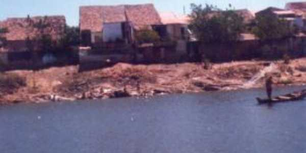 Rio Jaguaribe na d�cada de 70, Por Terezinha Cavalcante