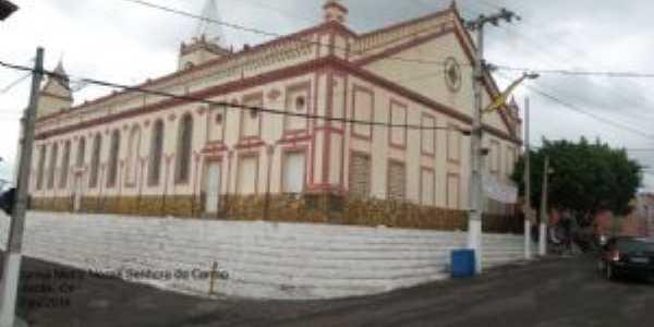 igreja matriz, Por Terezinha Cavalcante
