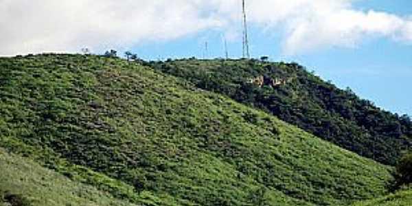 Juc�s-CE-Morro de S�o Mateus-Foto:Djferson S. Ara�jo